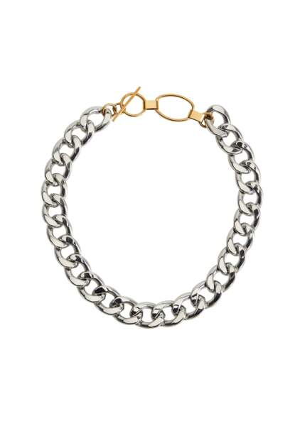 Collier Maillons XL, Mango, 19,99 €