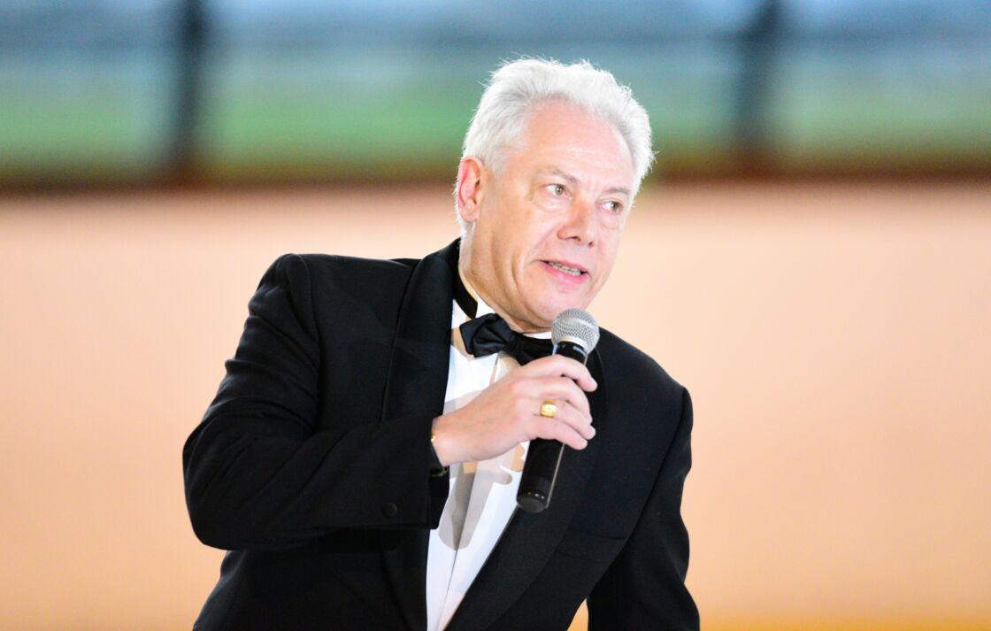 Gilles Beyer, à Paris, en 2016.