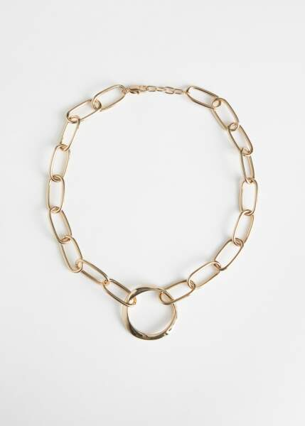 Collier Chunky O ring, And Other Stories, 29 €.