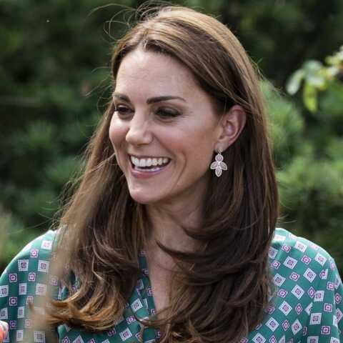 Kate Middleton: cette paire de boucles d'oreilles à 10 euros qu'elle ne quitte plus
