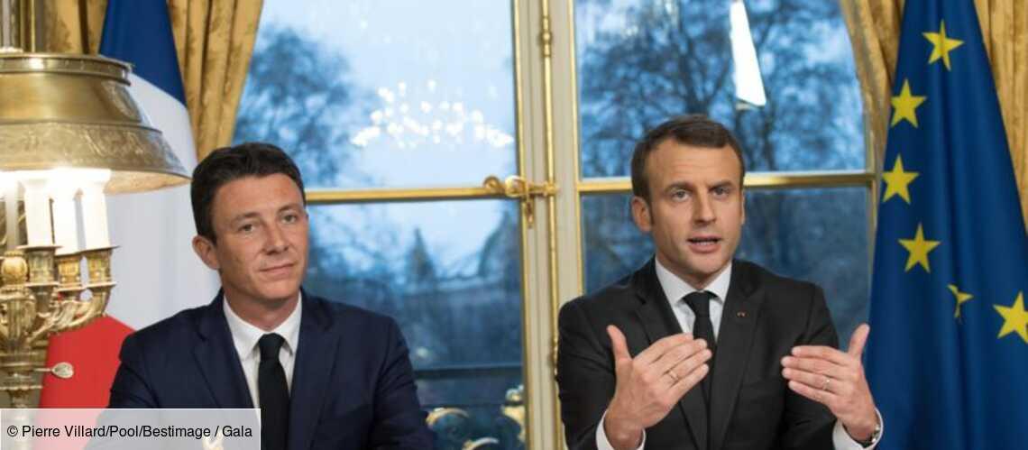 Affaire Griveaux : la réaction cinglante d'Emmanuel Macron en privé - Gala