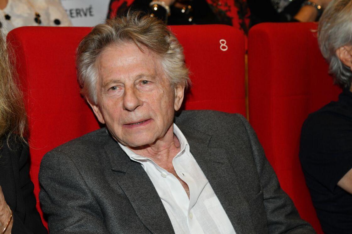 Roman Polanski à Nice le 26 octobre 2019