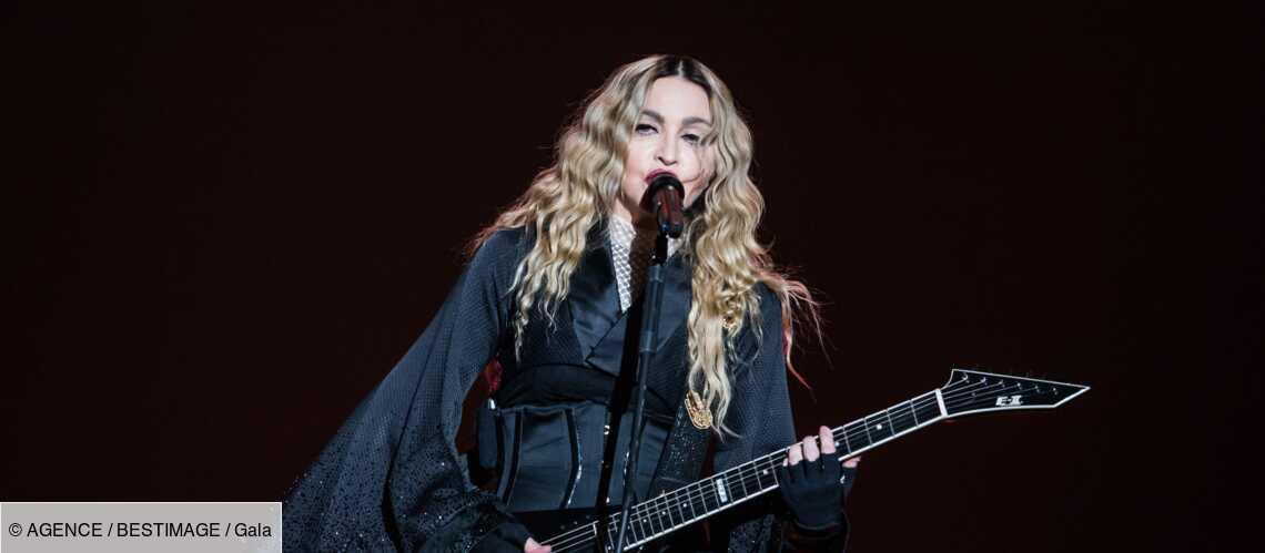Madonna critiquée : son nouveau caprice de « reine » à Paris - Gala