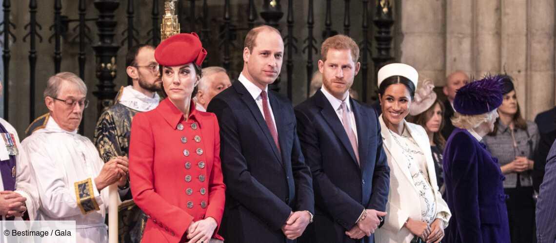 """""""Un cauchemar"""" : pourquoi le staff de Kate Middleton et William redoute le retour de Meghan et Harry en Angleterre - Gala"""