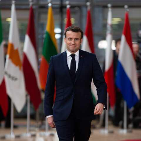 Emmanuel Macron: qui est Chantal, cette fan qui le suit (presque) partout?