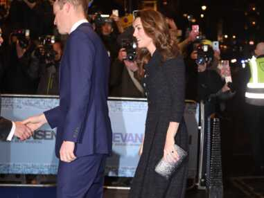PHOTOS - Kate Middleton et le prince William, couple glamour pour une sortie culturelle