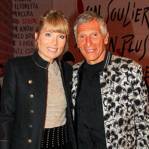PHOTOS – Nagui et Mélanie Page, amoureux très fashion lors d'une soirée parisienne