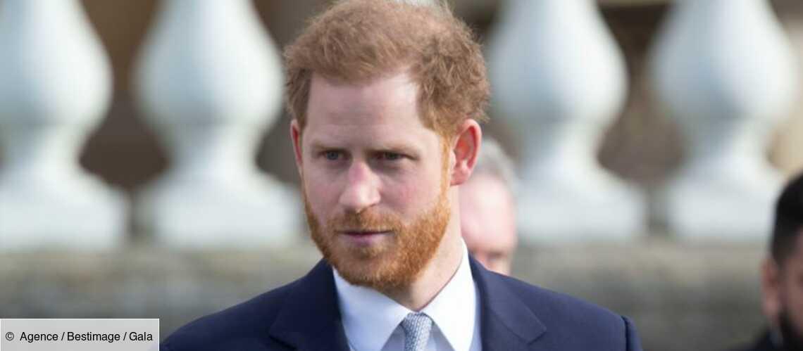 Le prince Harry est arrivé au Royaume : premiers pas en mode incognito depuis le Megxit - Gala