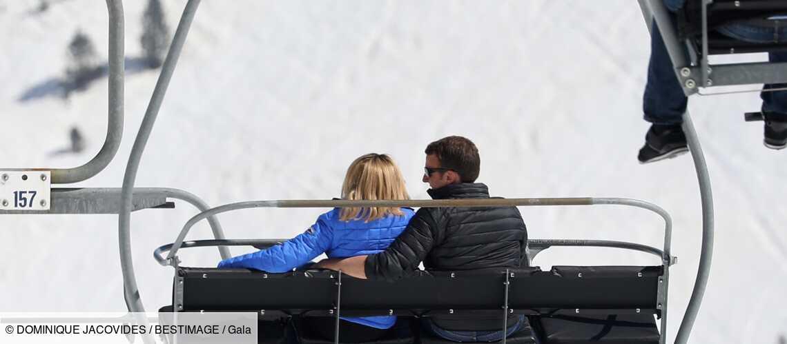 Emmanuel Macron puni : des saisonniers de la Mongie ont démonté un télésiège dédié à son couple - Gala