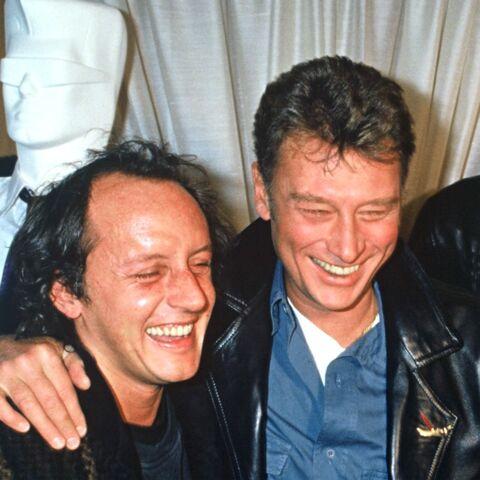 Cette allusion coquine de Johnny Hallyday face à Didier Barbelivien