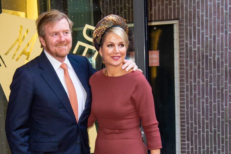 Maxima des Pays-Bas est devenue reine, lorsque Beatrix, la mère de Willem-Alexander, Beatrix a abdiqué en 2013.