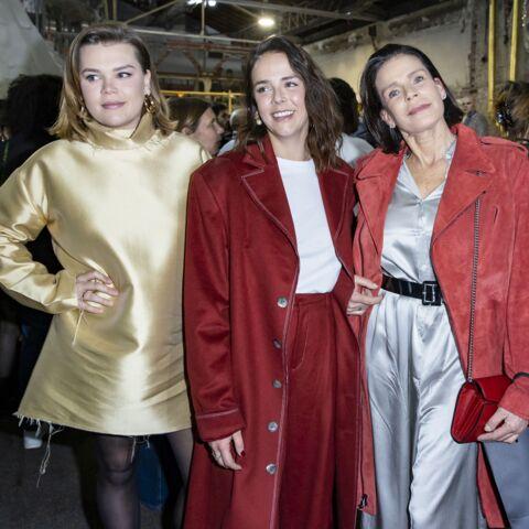 PHOTOS – Stéphanie de Monaco et ses filles, trio glamour pour fêter le succès de Pauline Ducruet