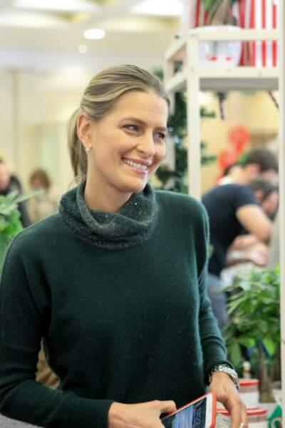 Née au Venezuela et diplômée en sociliogie de l'université américaine de Georgetown, Tatiana Blatnik, future princesse de Grèce, a travaillé en tant que planificatrice de l'évènementiel chez la créatrice Diane Von Furstenberg entre 2006 et 2010.