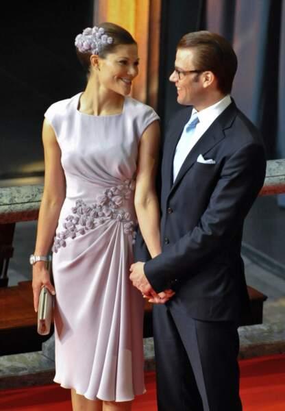 Depuis son mariage avec Victoria, princesse héritière, en 2010, Daniel Westling est devenu altesse royale, prince et duc de Västergötland.