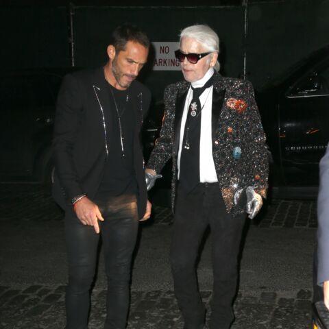 """Héritage de Karl Lagerfeld: que devient son autre """"fils"""", Sébastien Jondeau?"""