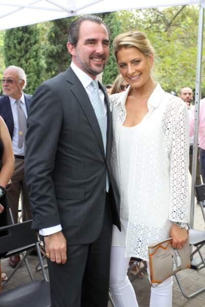 En juillet 2010, Tatiana Blatnik a démissionné de son poste pour se concentrer sur l'organisation de son mariage avec le prince Nikolaos de Grèce, fils du roi Constantin II. Le couple s'est uni un mois plus tard.