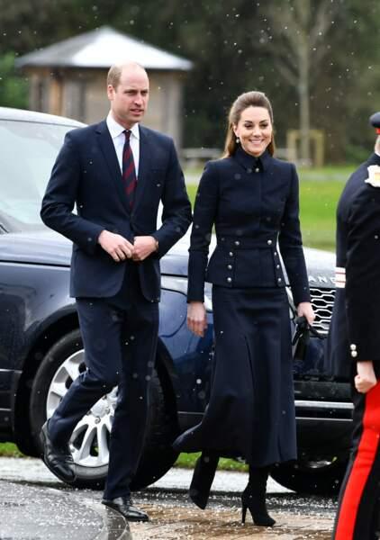 Kate Middleton, qui a épousé le prince William en 2011 et lui a donné trois enfants, est désormais connue en tant que duchesse de Cambridge...