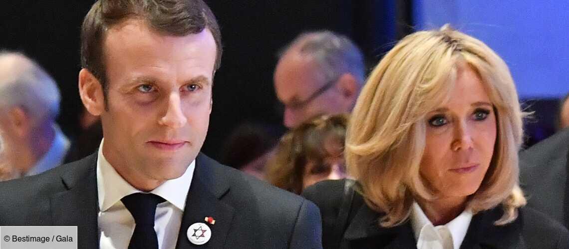 Brigitte et Emmanuel Macron hués au théâtre : l'Elysée croit connaître le coupable - Gala