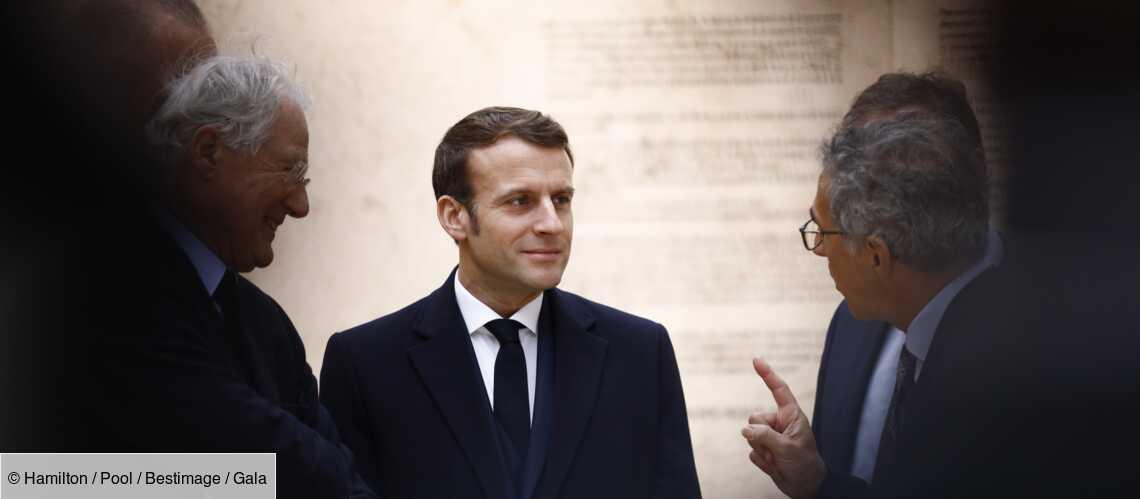 Emmanuel Macron menacé par le coronavirus : comment le président est protégé d'une contamination - Gala