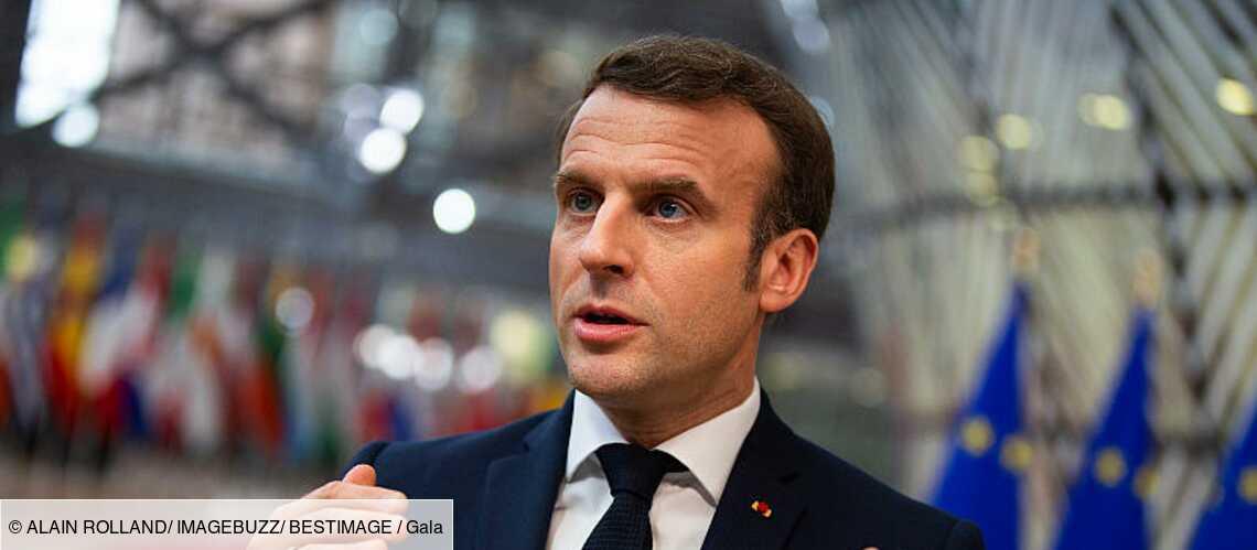 """""""Emmanuel Macron est émerveillé par sa propre intelligence"""", Alain Finkielkraut pas tendre avec le président - Gala"""