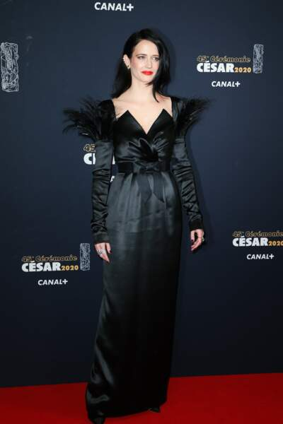 Eva Green en Chanel.