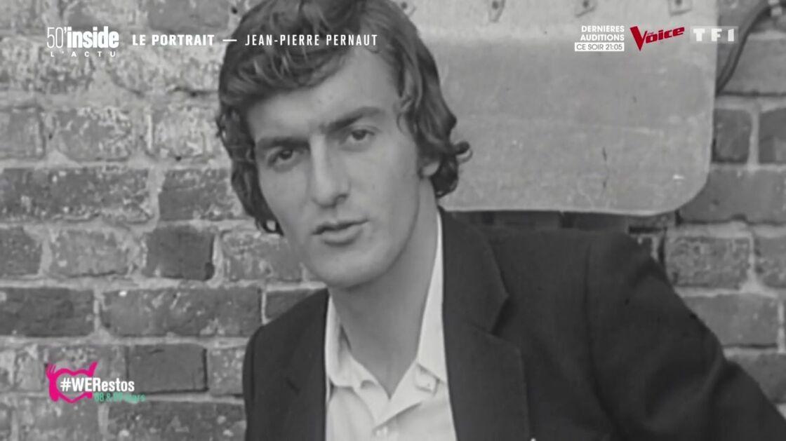 Jean-Pierre Pernaut en 1974
