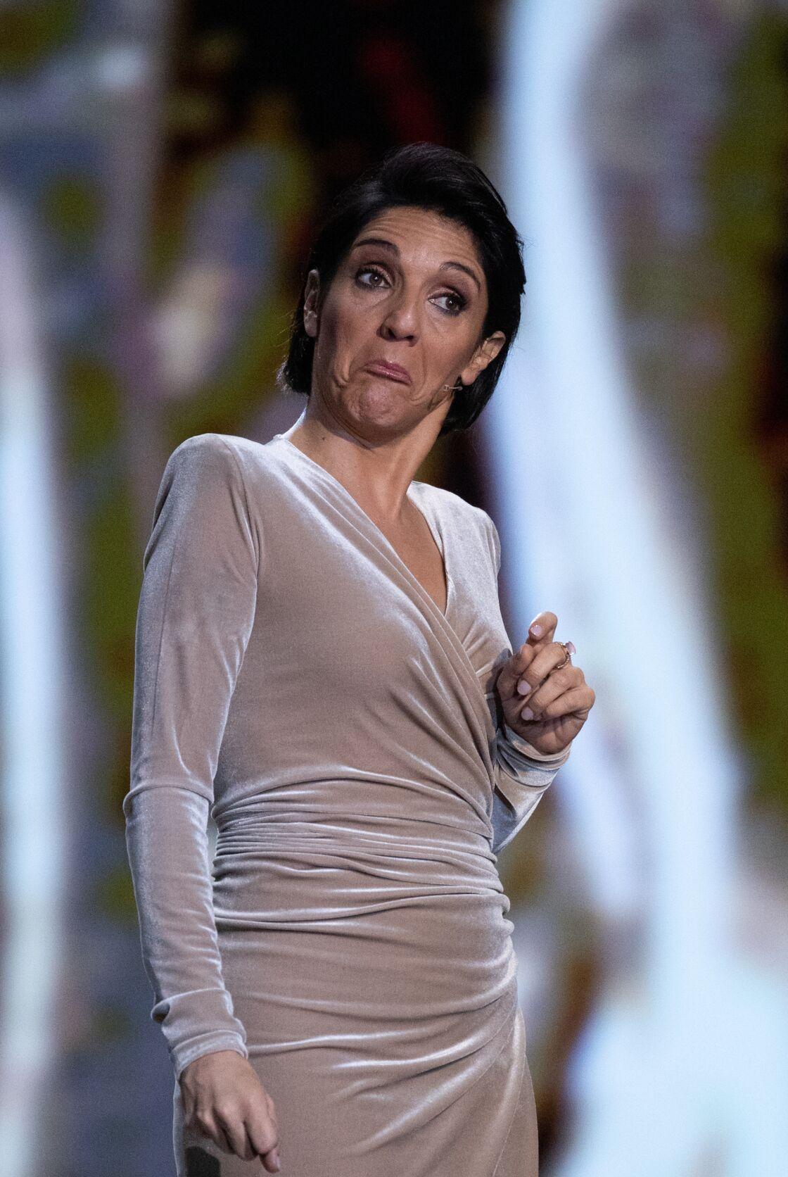 Florence Foresti s'en est pris à Roman Polanski durant la cérémonie des César