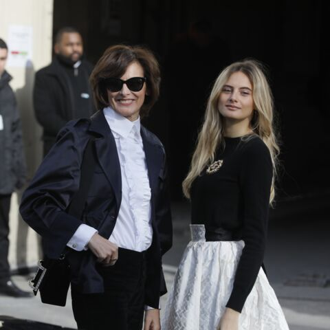 PHOTOS – Inès de la Fressange et sa fille Violette, Isabelle Adjani… les stars réunies chez Chanel