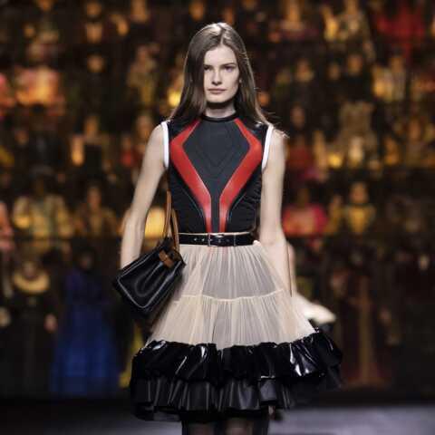 PHOTOS – Défilé Louis Vuitton: découvrez une collection époustouflante