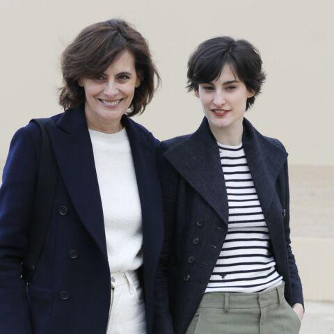 PHOTOS – Inès De La Fressange, Lou Doillon…: les «fils et filles de» incontournables à la Fashion Week
