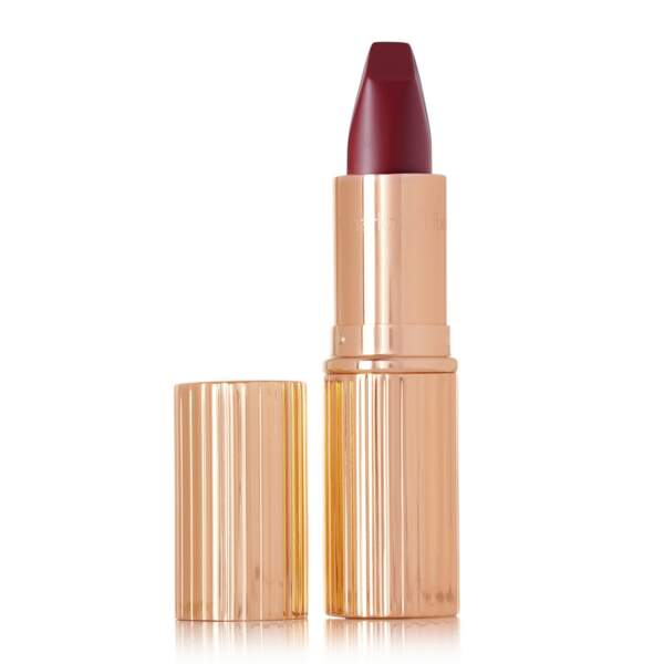 Le rouge à lèvre mat de Sienna Miller