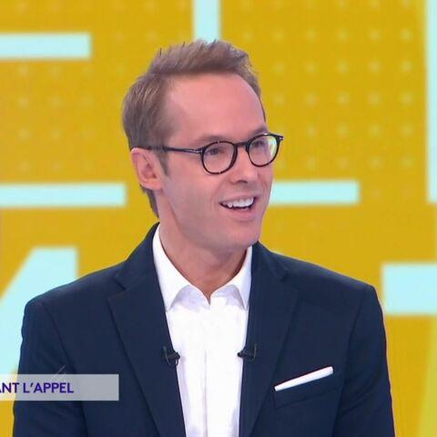 Crise à Télématin: en l'absence de Laurent Bignolas, Damien Thévenot séduit les téléspectateurs