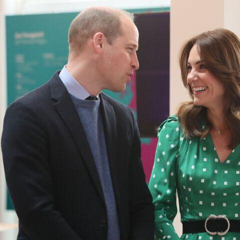Le prince William en fait-il trop en criant (encore) son amour pour Kate Middleton?