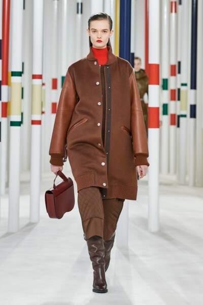 Tendance marron - Hermès