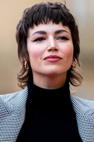 Ursula Corbero, la star de Casa de Papel, est une adepte de la coupe mulet