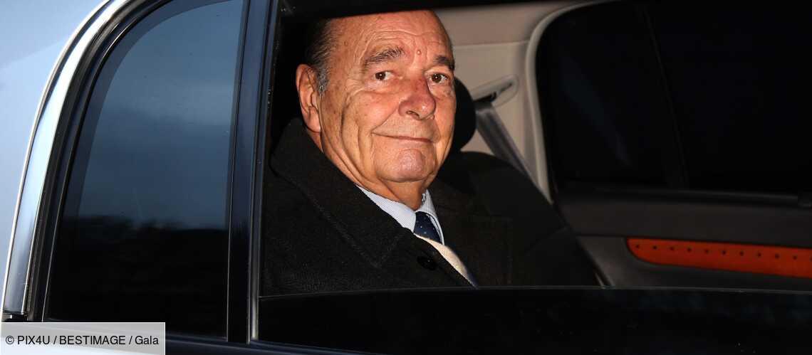 Jacques Chirac : cette anecdote hilarante sur ses livres - Gala
