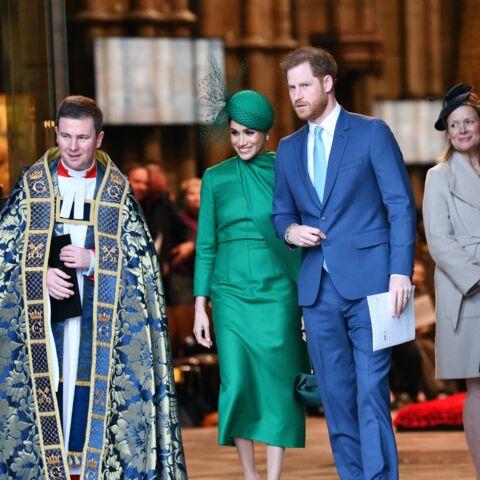 PHOTOS – Meghan Markle à Londres: retour sur toutes ses tenues glamour