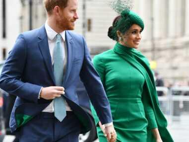 PHOTOS : Toutes ces fois où Meghan Markle et Harry ont accordé leurs tenues
