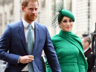 PHOTOS - Meghan Markle et Harry : retour sur leur dernière apparition royale