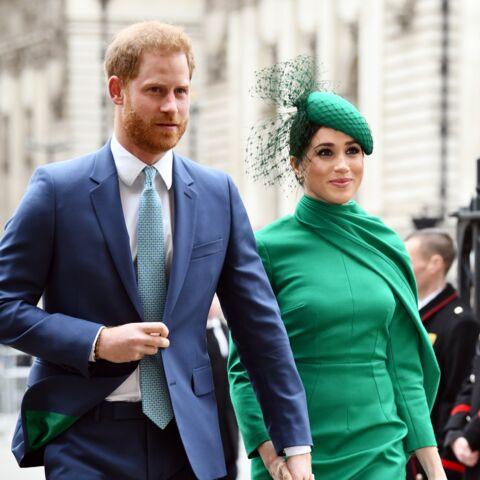 PHOTOS – Meghan Markle et Harry: leur dernière apparition royale à Westminster