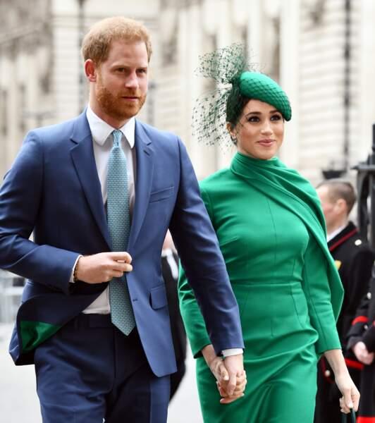 Clap de fin pour Meghan Markle et le prince Harry