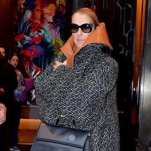 PHOTOS – Céline Dion: on craque pour son nouveau sac favori