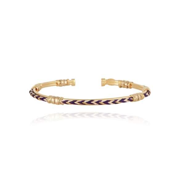 Bracelet, 95 €, Gas Bijoux.