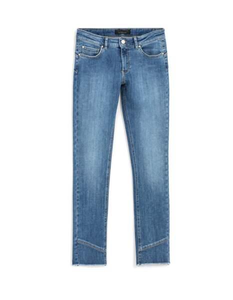 Pantalon en jean, 135 €, IKKS.