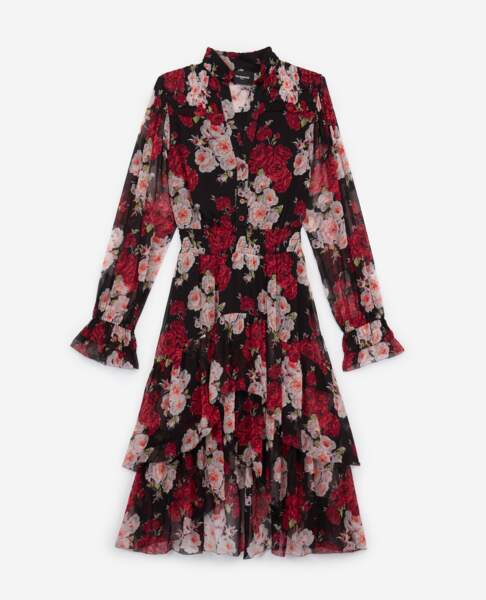 Robe, 338 €, The Kooples.