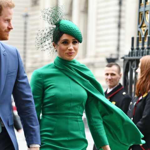 Meghan Markle, une vraie star pour son retour à Londres: découvrez le prix de son dressing