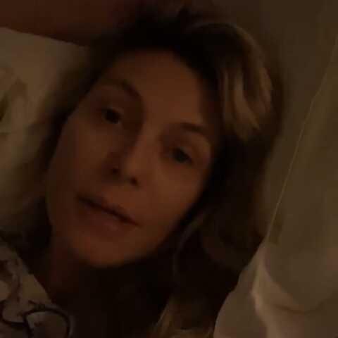 PHOTO – Heidi Klum cloîtrée au lit: elle craint d'avoir attrapé le coronavirus