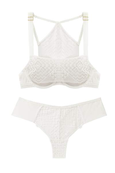 Ensemble lingerie, Livy