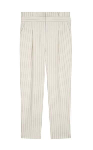Pantalon, 90€, Caroll.