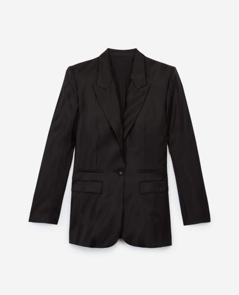 Veste en laine, 415€, The Kooples.